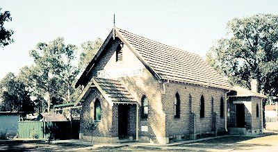 St Stephens Church, Quakers Hill